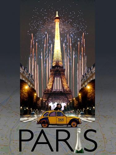 Paris Kiss von Big Island Studios