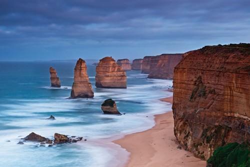 Great Ocean Road Australia von Lothar Ernemann