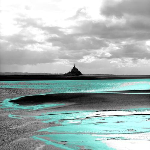 Blue Mont von Anne Valverde