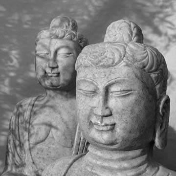Buddha von Bernhard Böser