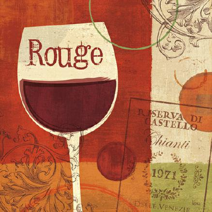 Cheers! Rouge von Veronique Charron
