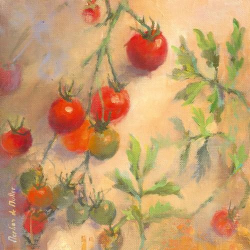 Tomates cerises I von Emmanuelle Mertian de Muller
