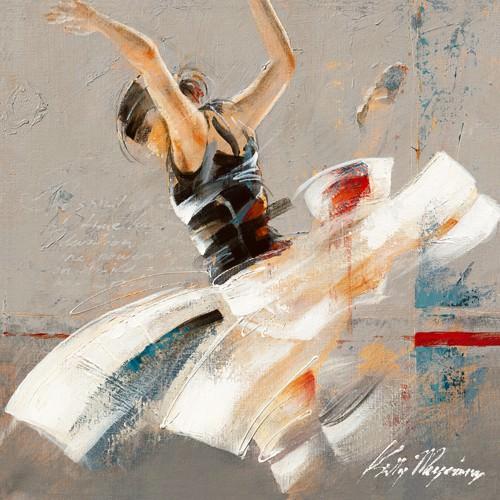 Dance Fusion I von Kitty Meijering