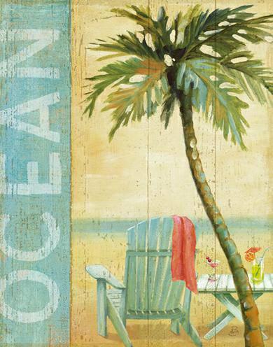 Ocean Beach II von Daphne Brissonnet