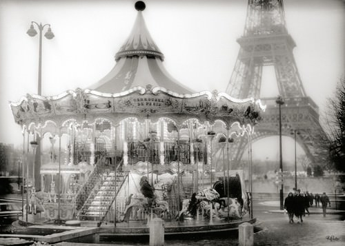 Paris Carrousel von Ralf Uicker