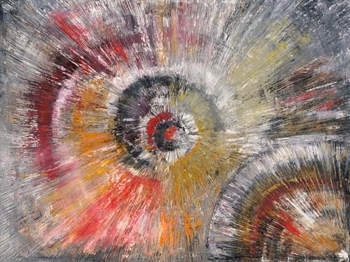 Explosion II von Monika Arns-Meller