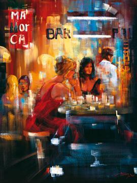 Bar Scene IV von Madjid