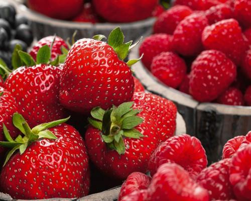 Berries III von Assaf Frank