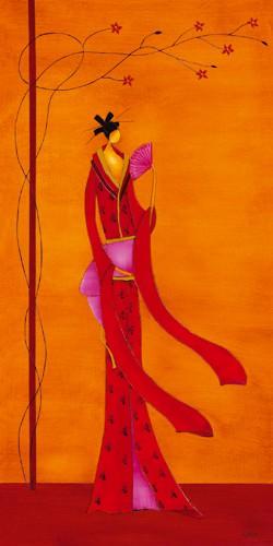 Geisha I von Ona