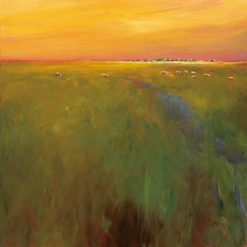 Golden Glow von Jan Groenhart