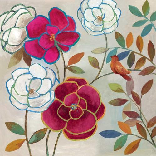 Floral Impressions II von Ella K