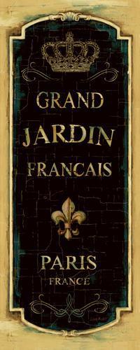 Garden View VIII - Grand Jardin von Lisa Audit