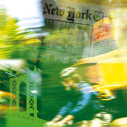 NY City Ride von Gery Luger