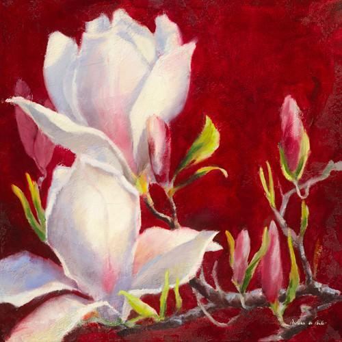 Magnolias von Emmanuelle Mertian de Muller