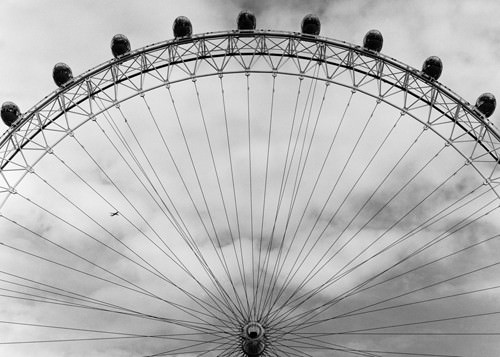 London Eye von Dave Butcher