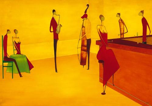 Bar Jazz von Ona