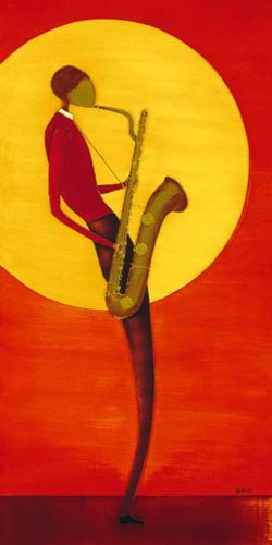 Jazz Man I von Ona