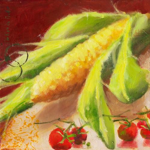 Corn I von Emmanuelle Mertian de Muller