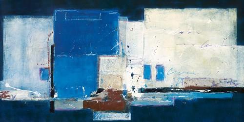 Abstrakt IX von Ron van der Werf