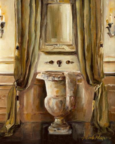 Classical Bath IV von Marilyn Hageman