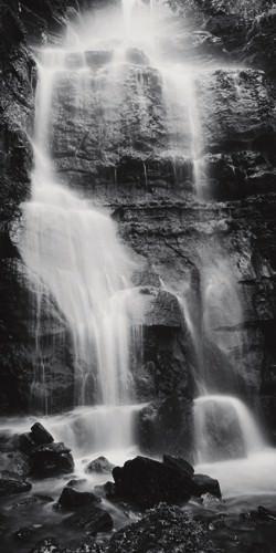 Waterfall Swallet, Peak District,England von Dave Butcher