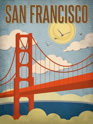 San Francisco von Renee Pulve