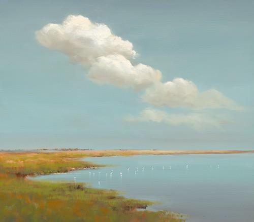 Birds and Clouds von Jan Groenhart