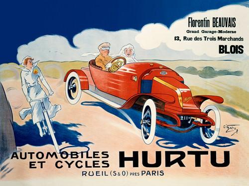 Hurtu Automobiles et Cycles von OeGalop