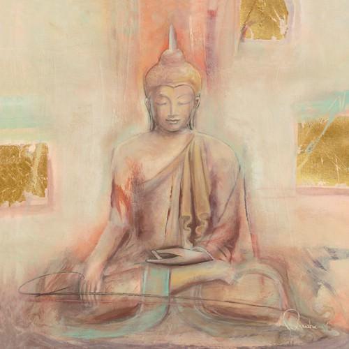 Buddha I von Elvira Amrhein