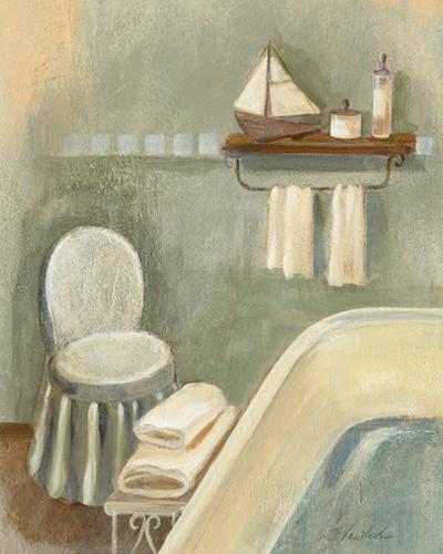 Steam Bath I von Silvia Vassileva