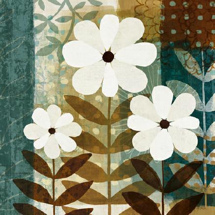 Floral Dream II von Michael Mullan