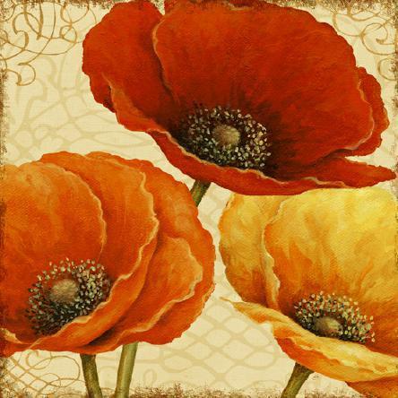 Poppy Spice I von Daphne Brissonnet