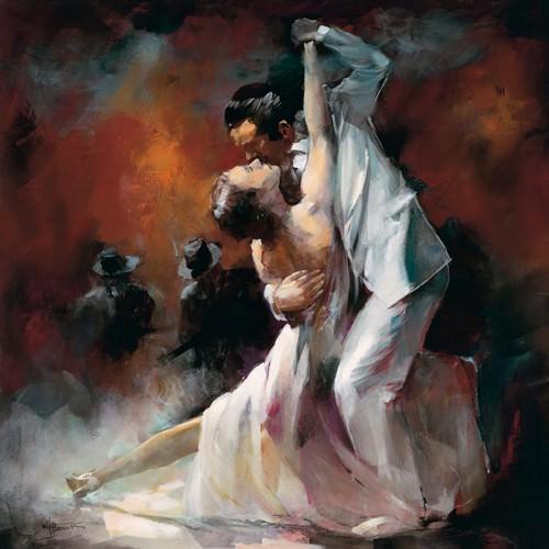 Tango Argentino I von Willem Haenraets