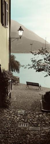 Panchina di Lago von Alan Blaustein