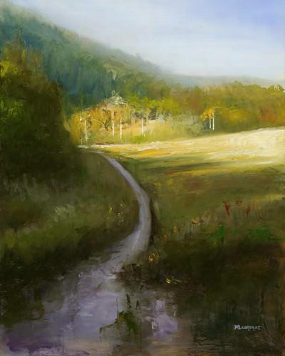Purple Path von Michelle Condrat
