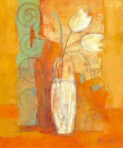 Tulipes von Regine Pivier-Attolini