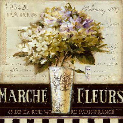 Marche de Fleurs von Lisa Audit