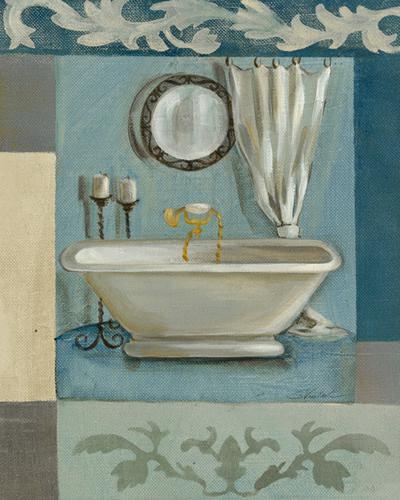 Antique Bath II von Silvia Vassileva