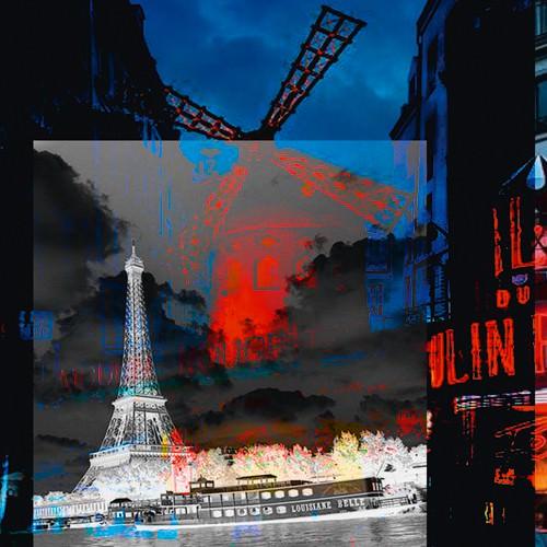 Paris Moulin Rouge von Mereditt.f