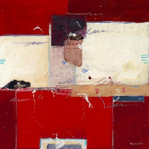 Red IV von Ron van der Werf