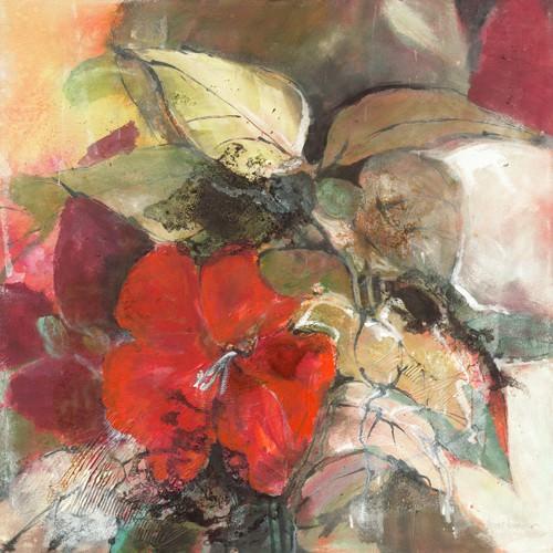 Hibiskus von Ingeborg Dreyer