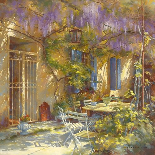 A la table de Michele von Johan Messely