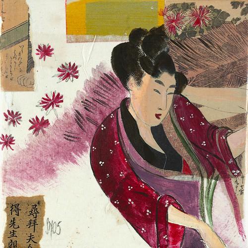 Kimono von Sabine Gotzes