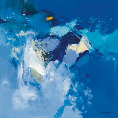 Bleu von Pascal Magis