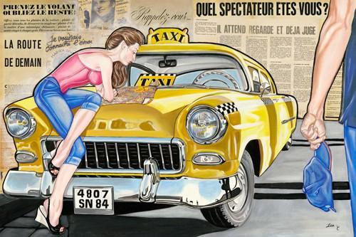 Taxi von Lisa.C