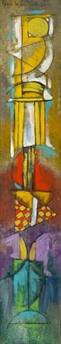 Totem I von Paolo Da San Lorenzo
