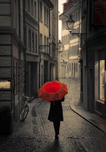 Red Rain von Stefano Corso