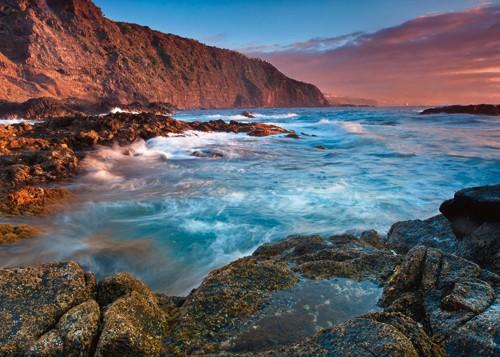 Mesa del Mar Teneriffa von Lothar Ernemann