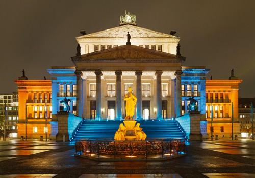 Schauspielhaus von Rolf Fischer