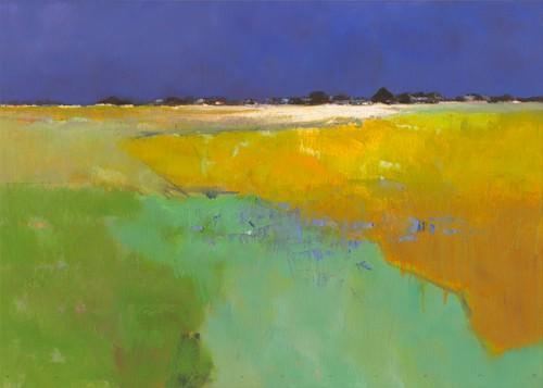 Colourful Land von Jan Groenhart